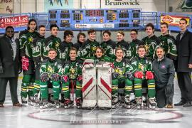 Bantam Comp Fugere Team photo